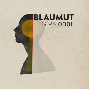 Cartell per a la gira 0001 de Blaumut